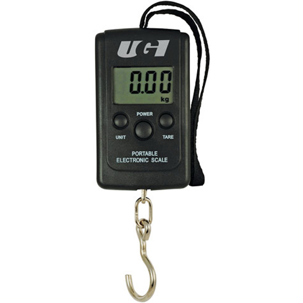 Custom Compact Electronic Travel Scale with 85 lbs Capacity