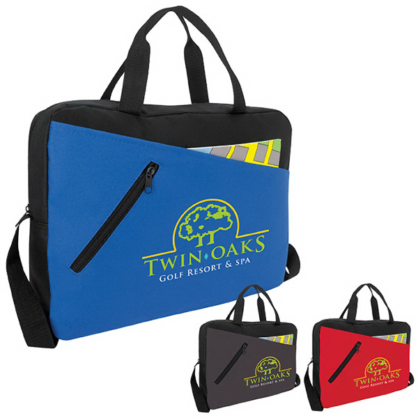 Promotional Outline Briefcase