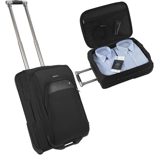 """Personalized Sheaffer (TM) Classic 21"""" 2-Wheeled Carry-On"""