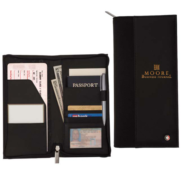 Personalized Sheaffer (TM) Classic Travel Wallet