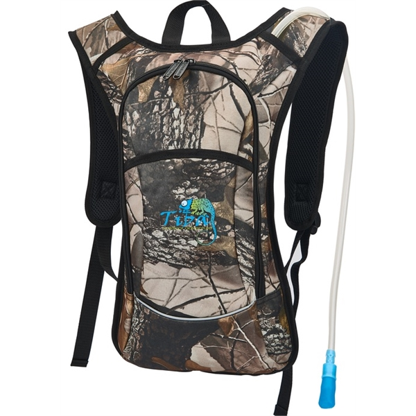 Promotional Camo Hydration Pack