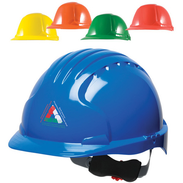 Personalized Evolution Deluxe Hard Hat