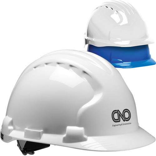 Promotional Evolution Hard Hat