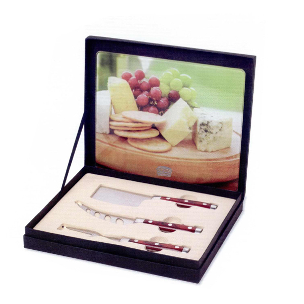 Personalized Tuscany Cheese Set