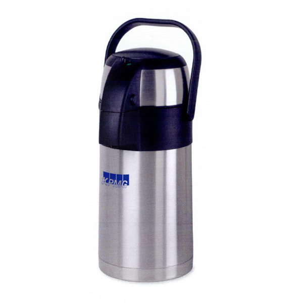 Imprinted 2L Stainless Steel Vacuum Air Pot
