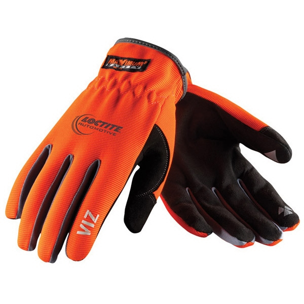 Personalized Viz By Maximum Safety (R) Glove