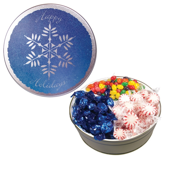 Custom The Grand Tin with Starlite Mints, Jelly Beans & Hard Candy