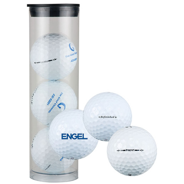 Promotional Three Ball Value Golf Gift Set