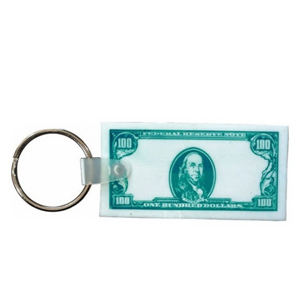 Customized Currency Key Fob