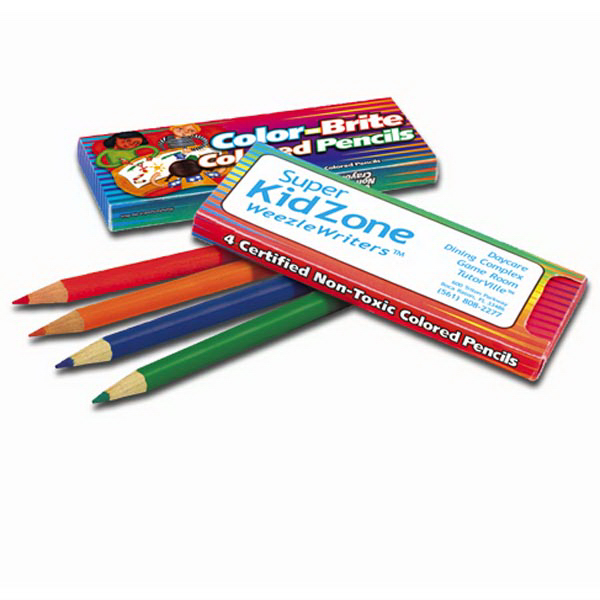 Customized Color-Brite Colored Pencils