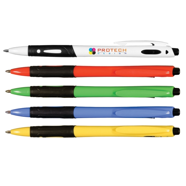 Printed Side Click Pen