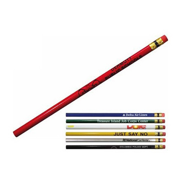 Customized Round Promoter Pencil