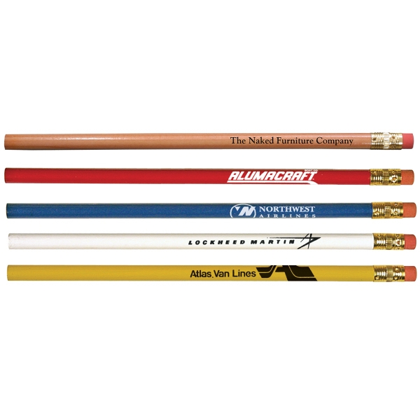 Promotional Old-Fashioned Cedar Pencil