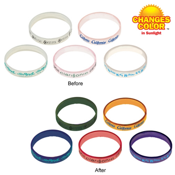 Promotional Sun Fun Bracelet (wrap)