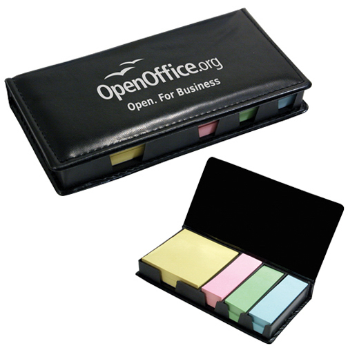 Promotional Executive Sticky Note Holder