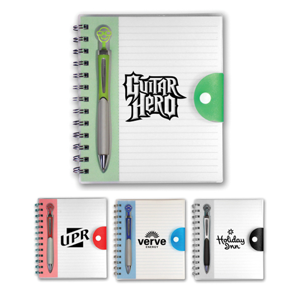 Personalized Pick-A-Pen Notebook