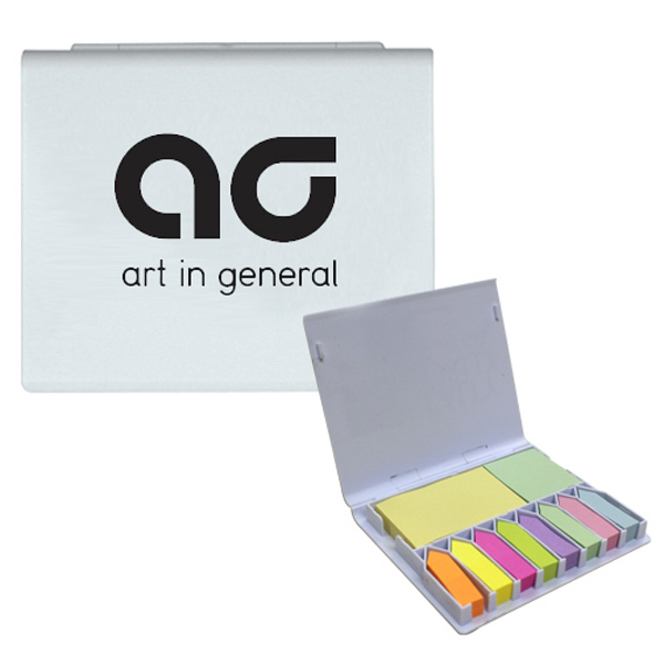 Personalized Deluxe Sticky Note Holder