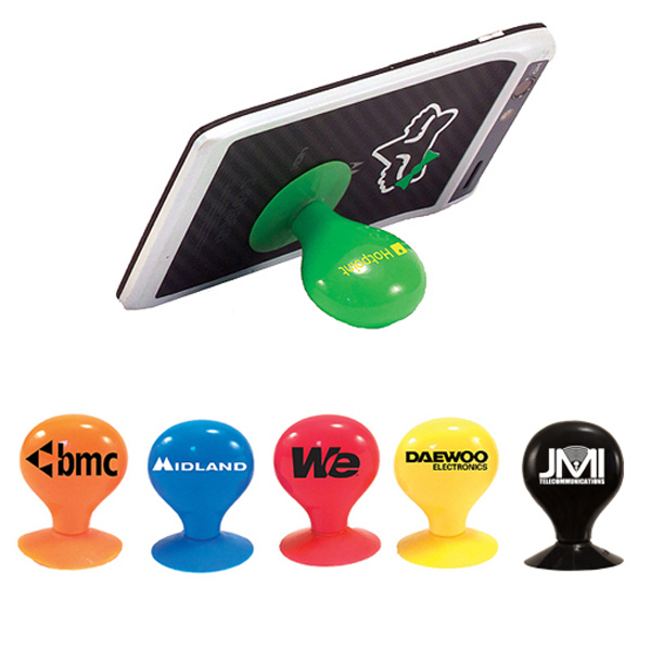 Imprinted Suction Cup Phone Stand