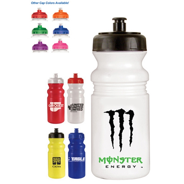 Printed 20 oz. Cycle Bottle - BPA Free