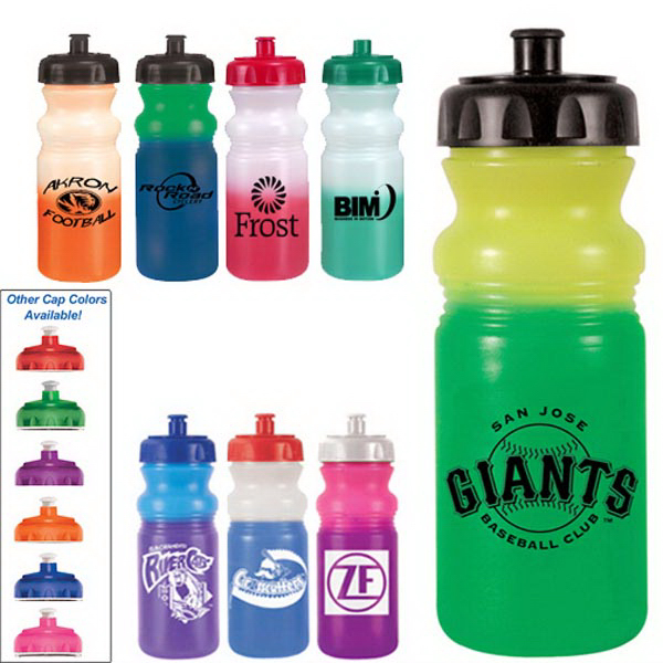 Custom Mood 20 oz. Cycle Bottle - BPA Free