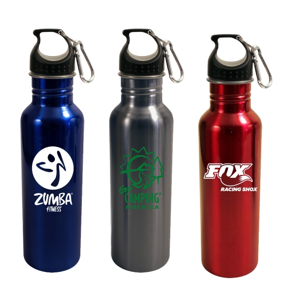 Promotional 24 oz Stainless Steel Quest Bottle