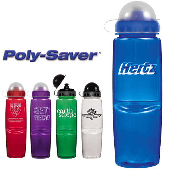 Promotional 24 oz. Poly-Saver Twist Bottle - BPA Free