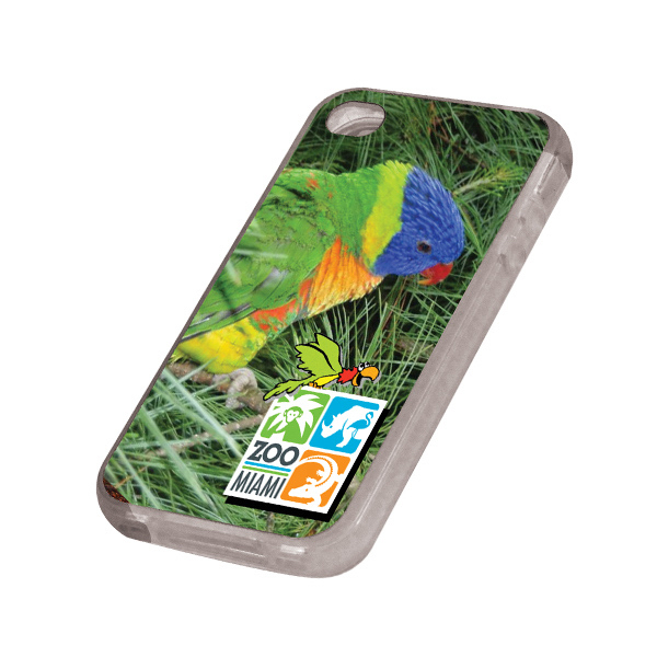 Promotional Flexi Phone Case, Full Color Digital