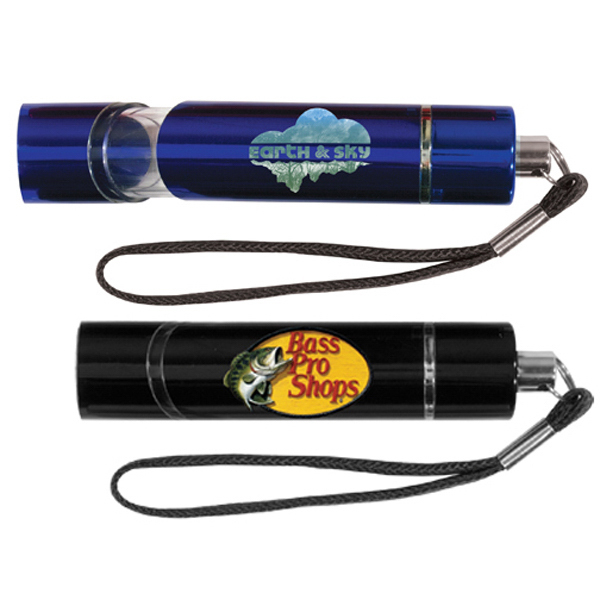 Customized Lil Beamer LED Flashlight, Full Color Digital