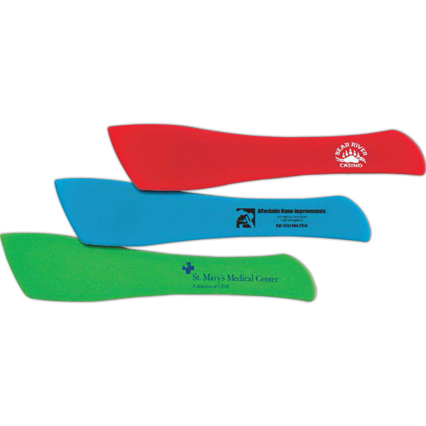 Printed Chef's special double spatula