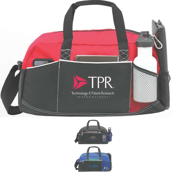 Personalized Acton Duffle Bag