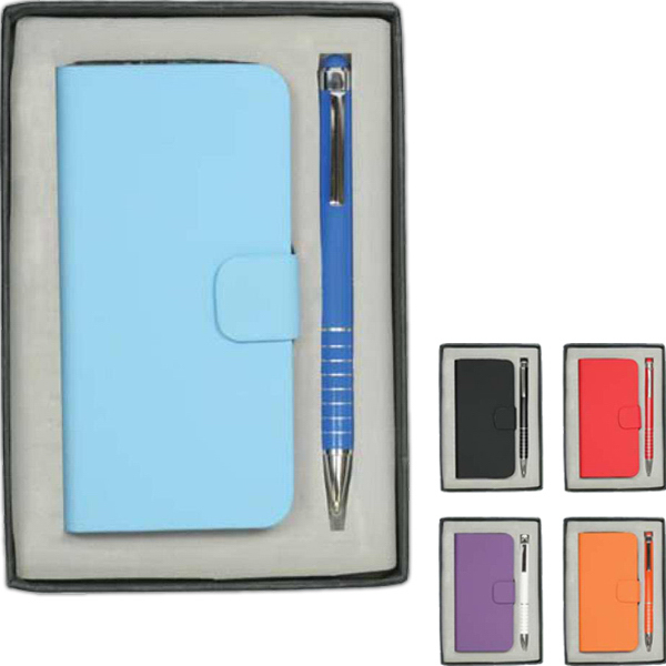 Promotional Case for iPhone 5 & Stylus