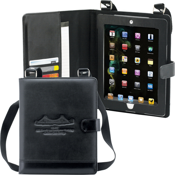 Personalized Everette Portfolio for iPad