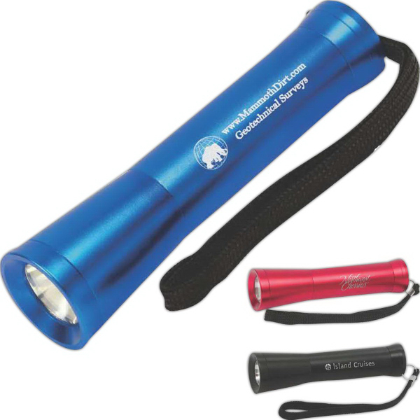 Promotional Marshall LED Flashlight