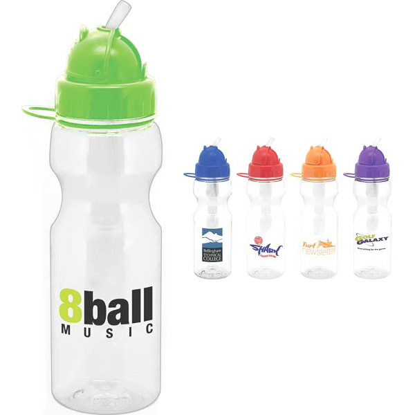 Custom Astro BPA-Free 22 oz Water Bottle