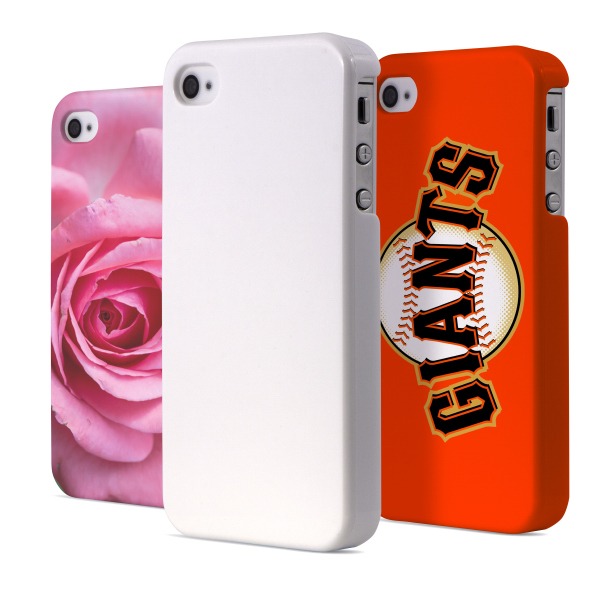 Customized IPhone 4/4S Full Wrap Polymer Case (Glossy)