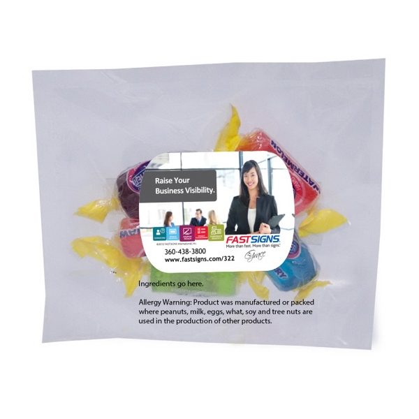 Imprinted Large Promo Candy Pack with Jolly Ranchers