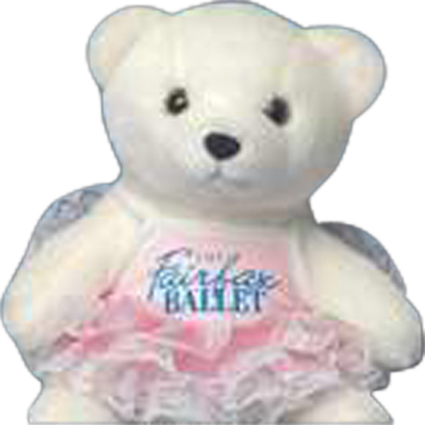 Personalized Ballerina outfit for stuffed animal