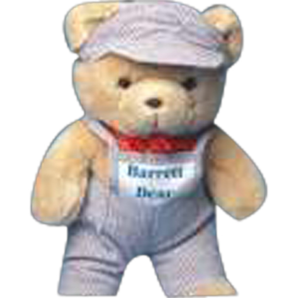Personalized Engineer outfit for stuffed animal