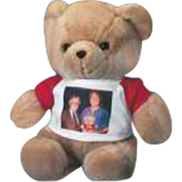 Promotional Full Color Imprint T-Shirt for Stuffed Animal