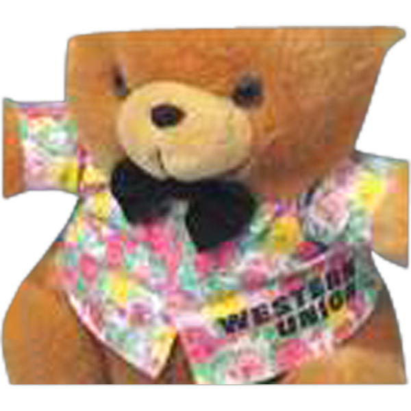 Promotional Hawaiian shirt for stuffed animal