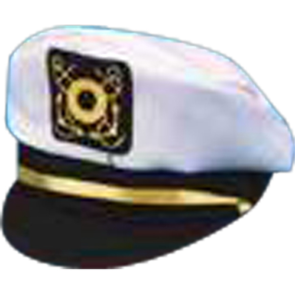 Promotional Captain cap for stuffed animal