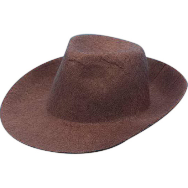 Personalized Felt Fedora for stuffed animal