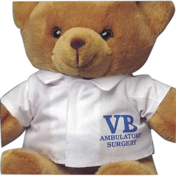 Custom Lab coat for stuffed animal