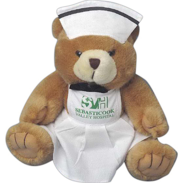 Custom Nurse uniform for stuffed animal