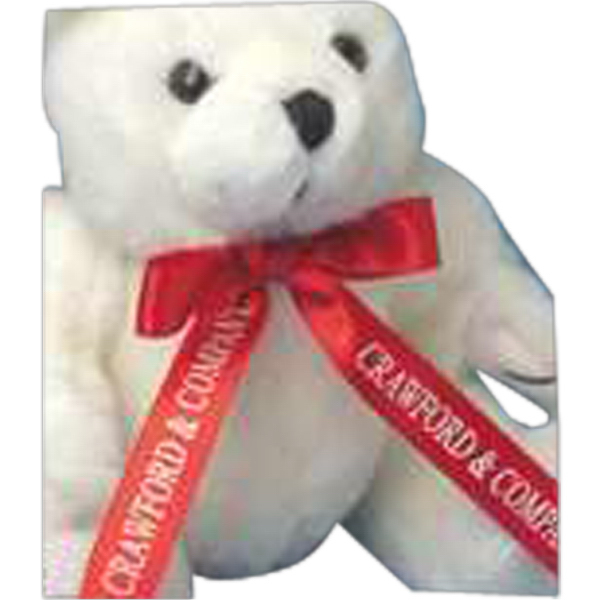 Custom Ribbon for stuffed animal