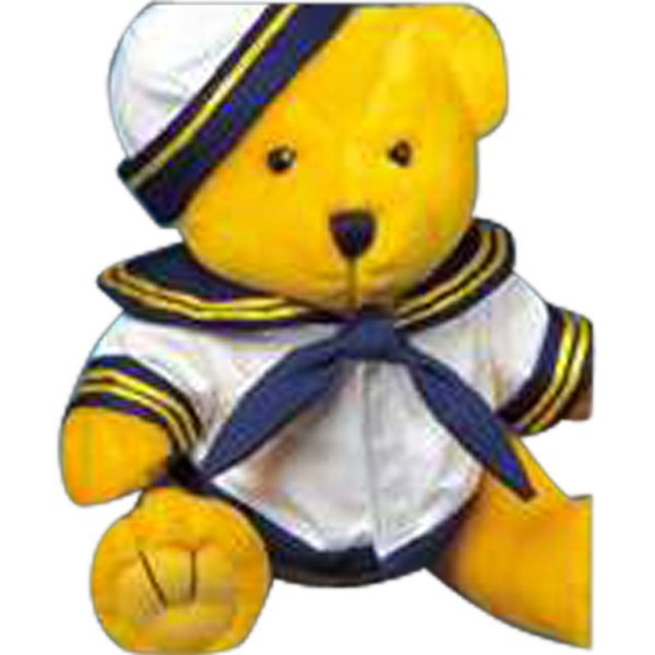 Printed Sailor outfit for stuffed animal