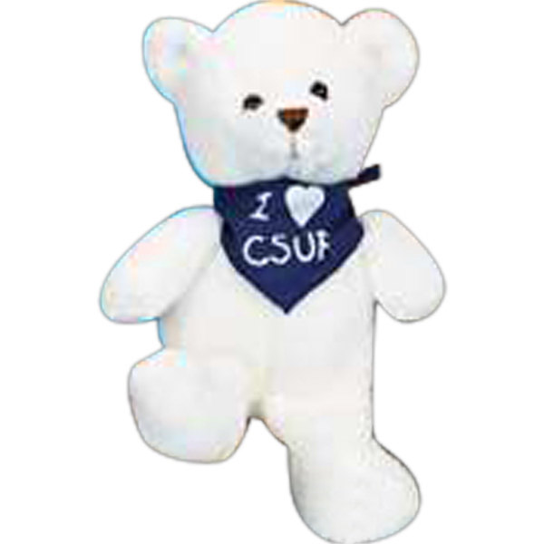 "Customized Victor Bear (TM) 10"" stuffed bear"