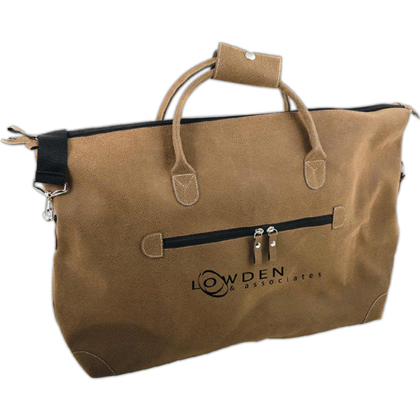 Printed Embossed Carry-on Bag