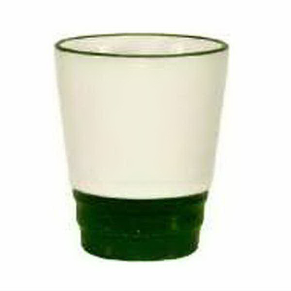 Imprinted Shot Glass Ceramic