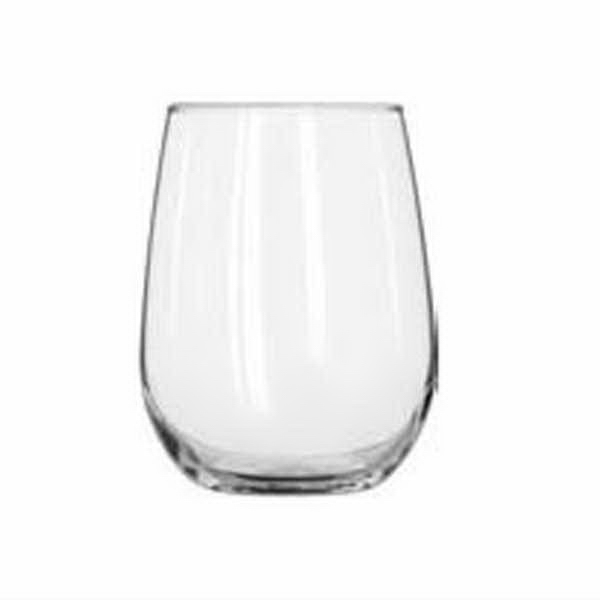 Promotional Stemless Wine Glass